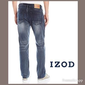 🎄🆕IZOD Comfort Stretch Relaxed Fit Jeans👖